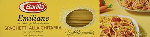 Emiliane Barilla - 137 Spaghetti alla Chitarra - 15 confezioni da 500g [7.5kg]