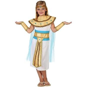 Atosa (23311) - Disfraz Egipcia Niña 7-9 ANOS: Amazon.es: Juguetes ...