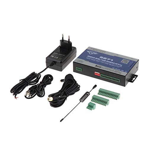 Sharplace S271 GSM M2m Rtu Temperaturüberwachung Luftfeuchtigkeit Fernbedienung Eu Stecker