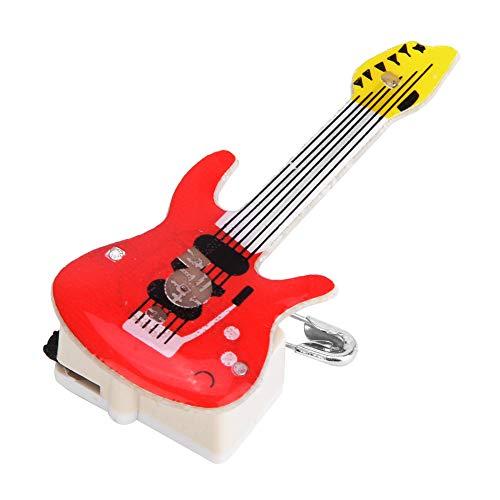 Broche, broche de guitarra eléctrica, broche, regalo de Navidad, 3 estilos de...