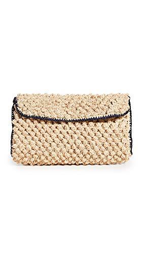Mar Y Sol Women's Dani Bag, Natural, Tan, One Size
