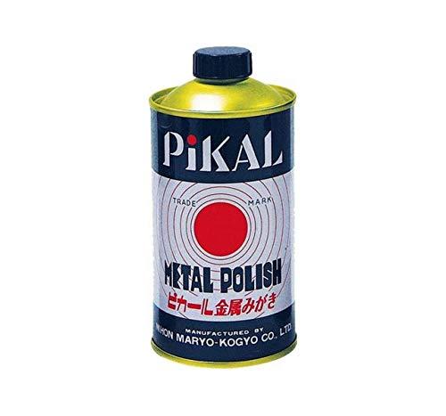 日本磨料工業 ピカール 金属磨き 300g 12100