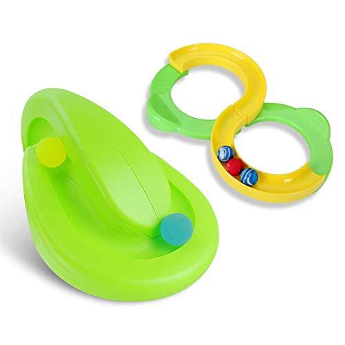 Ball Drop Educatief speelgoed met Bridges, Educatief Rolling Balls To Push Up The Tower, jongens en meisjes Activity Center Games,B