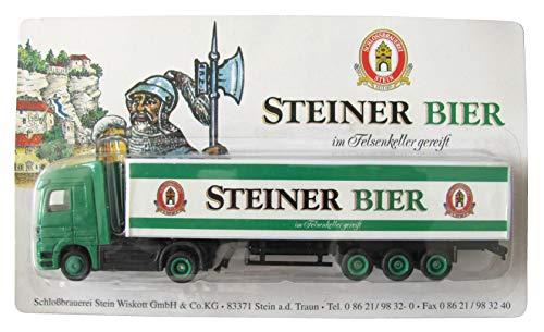 Schloßbrauerei Stein Nr.01 - Steiner Bier - MB Actros - Sattelzug
