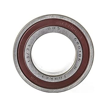 ABEC 1 Precision Double Shielded 6201ZZ C3 G93 32mm OD Steel Cage 10mm Width ORS Bearings Inc 12mm Bore Single Row ORS 6201 ZZ C3 Deep Groove Ball Bearing C3 Clearance