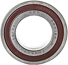 ORS 6008 2RS C3 Deep Groove Ball Bearing, Single Row, Double Sealed, Steel Cage, C3 Clearance, ABEC 1 Precision, 40mm Bore, 68mm OD, 15mm Width