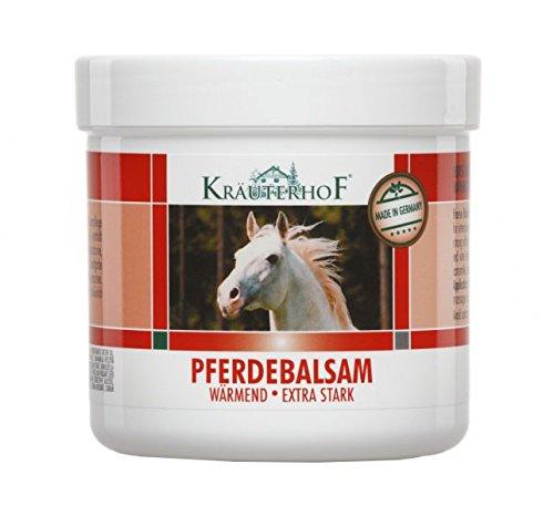 Pferde-Balsam Extra, Massagegel stark wärmend 500ml
