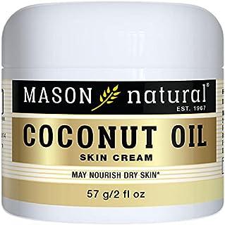 Mason Natural, Coconut Cream, Pear Scent, 2 oz (57 g)