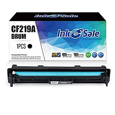 INK E-SALE Compatible Toner Cartridge Replacement for HP 19A CF219A Drum Unit (1-Pack), for use with HP Laserjet Pro MFP M130fw M130nw M130fn M130a M102w M102a M130 M102 Toner Printer