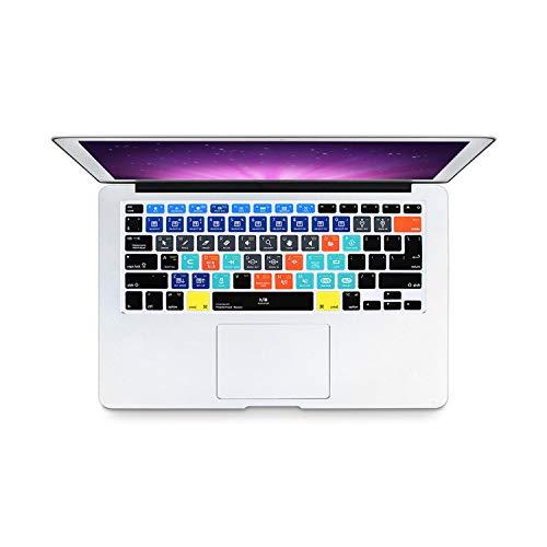 Slim A Logic Pro X Avid Pro Tools Sneltoets Toetsenbord Cover Huid Voor Macbook Pro Air 13 15 17 Voor 2016 Eén maat Reden Propellerhead