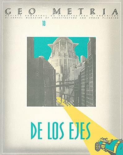 REVISTA GEOMETRÍA Nº 18 / DE LOS EJES