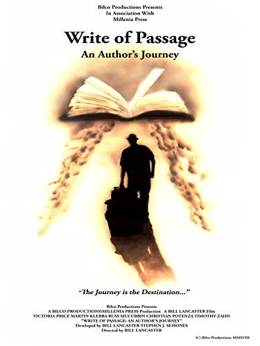 Write of Passage: An Author's Journey