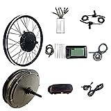 SKYWPOJU Kit de bicicleta eléctrica 48V 500W 20