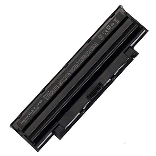 BTMKS Notebook Laptop Li-ion J1KND4T7JN 04YRJHbattery for Dell Inspiron 3420 3520 13R 14R N4010 N3010N411015R N5010 M5010 N5030 N5040 N5050 Q15R N5110 M5110 17R N7010 N7110