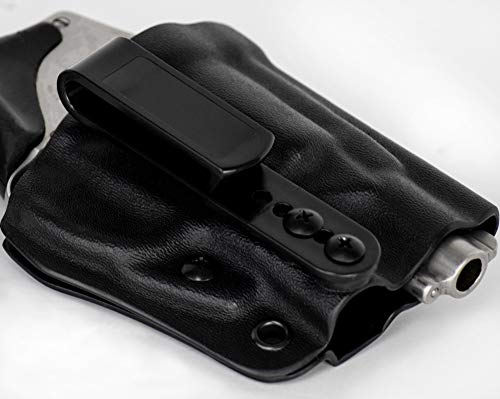 Kydex Holster S&W 442, 642, 638 Revolver AIWB Tuckable...