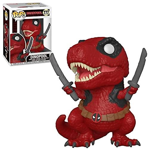 Boneco Pop Funko Marvel Deadpool Dinopool #777