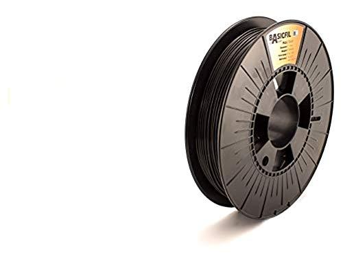 BASICFIL PLA  1.75mm, 500 gr, 3D printing filament , Signal White