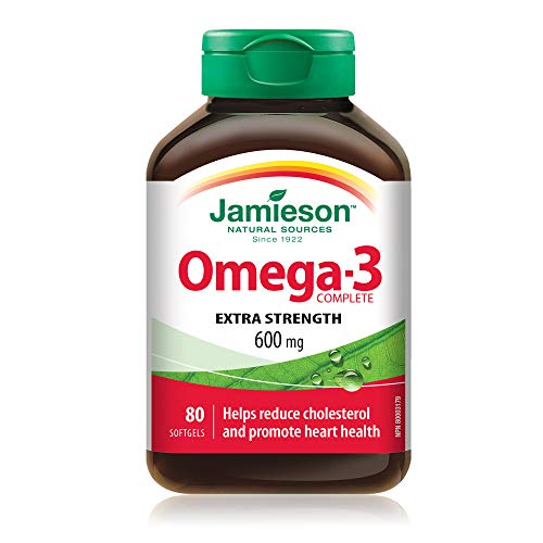 Jamieson Omega 3 Complete 80 Perle - 130 Gr