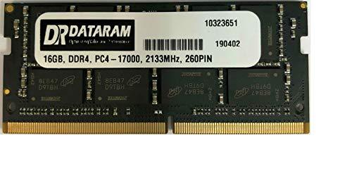Crucial 16GB PC4 2133 Laptop RAM SODIMM CT16G4SFD8213 Memory 100/% Tested Grade A