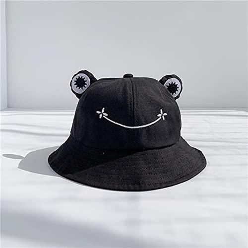 Sombrero de Cubo deprotecciónpara Madre e Hijos, Sombrero Plano, Sombrero para el Sol, Gorra deHip Hop de Verano,Sombrero dePescador para Mujer-a28