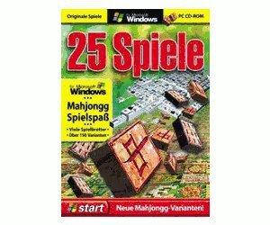 25 Spiele für Microsoft Mahjongg Spielspaß