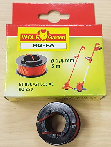 Fadenspule passend für Wolf-Garten RQ 250, GT 830, P 507, Li-Ion Power GT 815, GT 815 AC