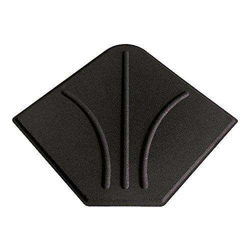 Actieve Garden 53901 betonfolie voor parasol, 47 x 47 x 4,5 cm, 20 kg