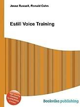 Estill Voice Training (2015-02-02)