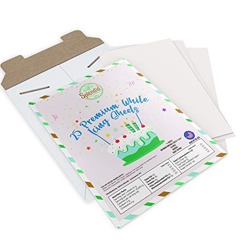 Premium Frosting Sheets