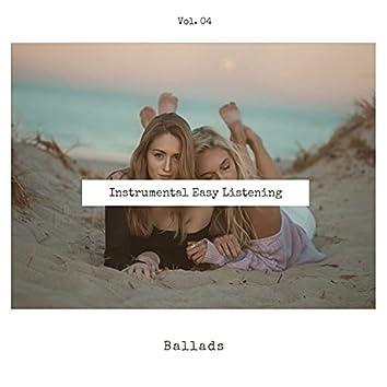 Instrumental Easy Listening Ballads, Vol. 04