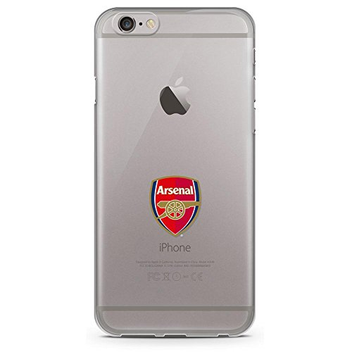 Arsenal F.C. iPhone 6 / 6S TPU Case Official Merchandise by Arsenal F.C.