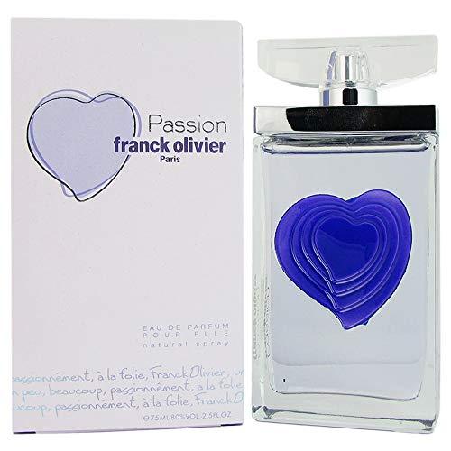 Franck Olivier Passion by EAU De Parfum Spray 2.5 oz / 75 ml (Women)