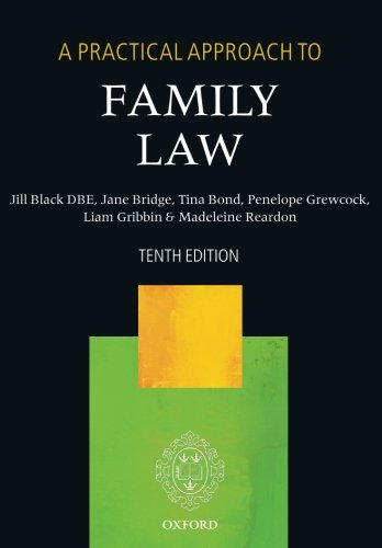 Image OfA Practical Approach To Family Law