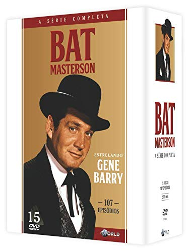 Bat Masterson A Série Completa
