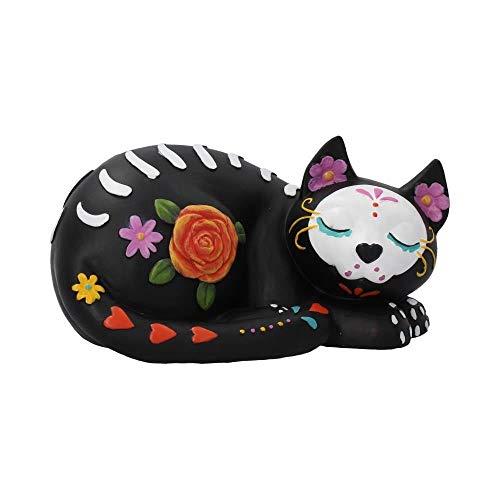 Nemesis Now Sleepy Sugar - Figura Decorativa (22 cm), Color Negro