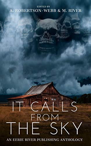 It Calls From the Sky: Terrifying Tales from Above by [C.A. McDonald, Chris Hewitt, Chris Lilienthal, Christopher Bond, E.L. Giles, Elizabeth Davis, Elizabeth Nettleton, G. Allen Wilbanks, G.A. Alexander, Jay Sandlin, Joel R Hunt, Kimberly Rei, M. A. Hoyler, Marc Sorondo, Marie McWilliams, McKenzie Richardson, R. L. Meza, Rebecca Gomez Farrell, Sarah Jane Justice, T.M. Brown, Tim Mendees, V. A. Vazquez, Matthew Brady, Michelle River, Alanna Robertson-Webb]