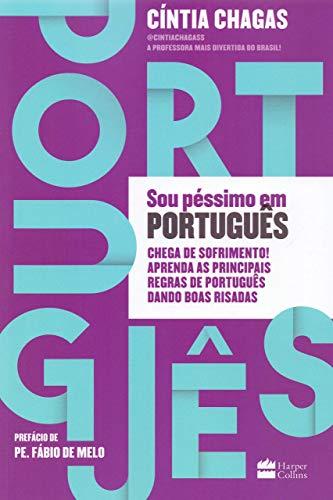 Sou péssimo em português