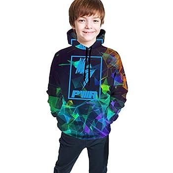 Jessui Teen Youth Girls Boys Lachlan Merch Basic Hoodie Sweatshirt Black Long Sleeve Hoodies for Teens Girl Pullover
