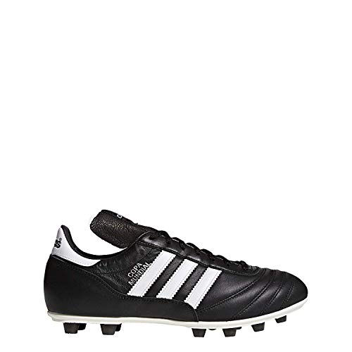 adidas Performance Men's Copa Mundial Soccer Shoe,Black/White/Black,12 M US