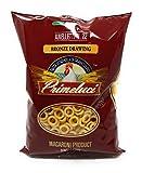Primeluci Anelletti Durum Wheat Semolina Pasta - 1 lb (Pack of 4)
