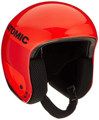 Atomic, Casque de Ski de Course, Pour Homme/Femme, Conforme aux Normes de Sécurité, Redster Replica, Taille XXS, Tour de Tête 52-53 cm, Rouge/Noir, AN5005424XXS