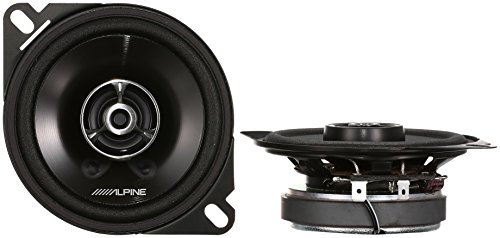 アルパイン(ALPINE) 2ウェイスピーカー コアキシャル 10cm STE-G100C