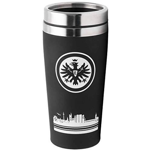 Eintracht Frankfurt Thermobecher Skyline