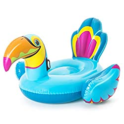 Bestway 41126 | Float'n Fashion - Tucano gonfiabile, 207x150 cm