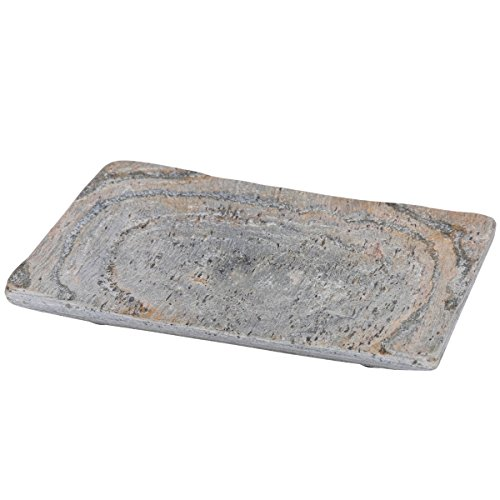 Our #6 Pick is the Creative Home Slate Soap Dish