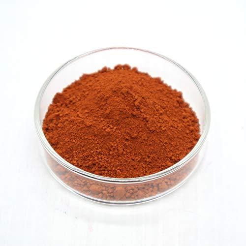 Iron Oxide Pigment - Orange Powder Color Pigment for Concrete, Cement, Mortar, Grout, Plaster, Colorant, Pigment (1.1lb, Orange)