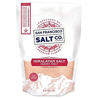 Sherpa Pink Authentic Himalayan Salt Fine Grain