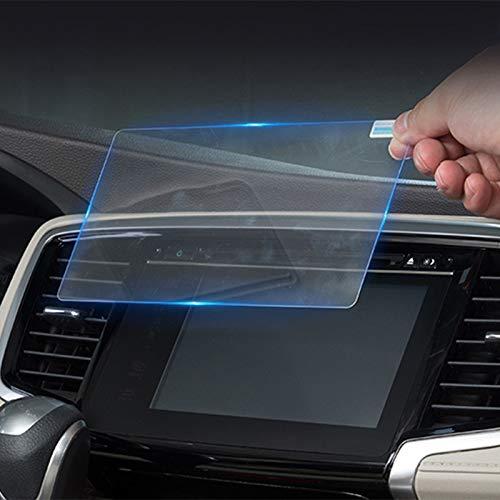 voor hyundai, raak auto navigatie gps glas scherm beschermende geharde film auto stickers dvd gps gehard glas film