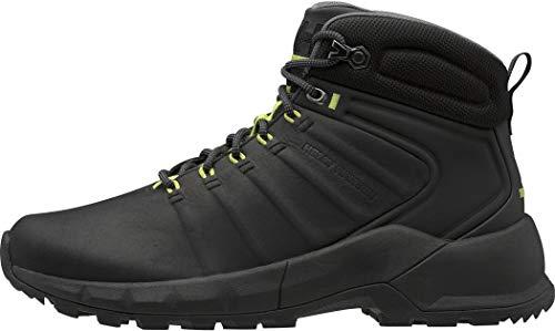 Helly Hansen Herren Pinecliff Walking-Schuh, Black/Charcoal/Azid Li, 48 EU