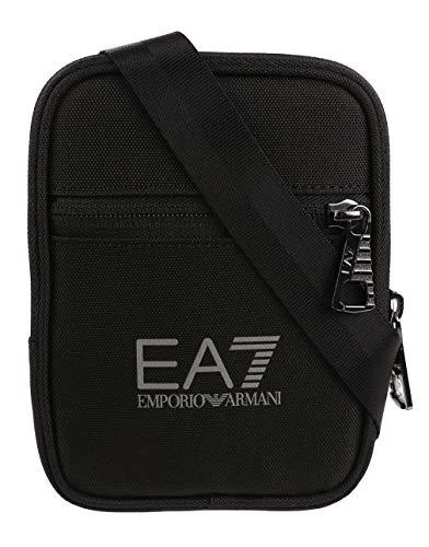 EA7 Train Mini Pouch Uomo Cross Body Bag Nero